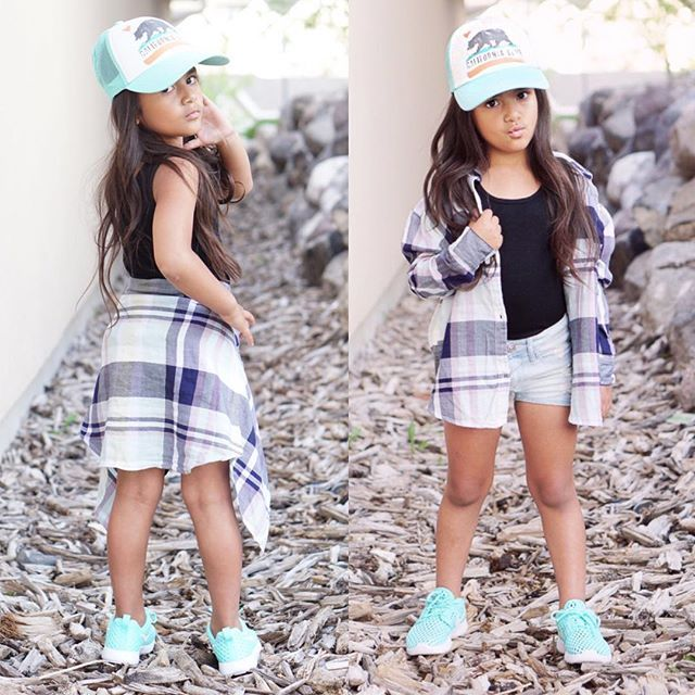 35 best niñas images on Pinterest | Fashion kids, Kids outfits and ...