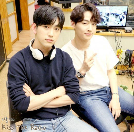 Pin by 𝚔𝚙𝚘𝚙 𝚙𝚒𝚌𝚜 on got7♡︎ in 2020 | Got7 jinyoung, Park