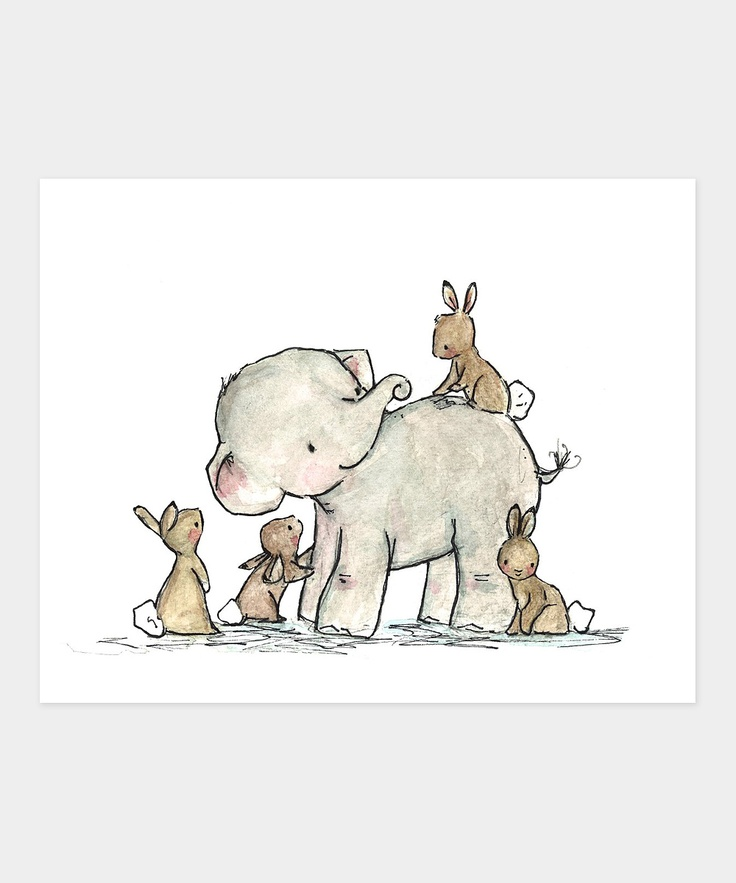 zulily: Hello There Print by Trafalgar Square