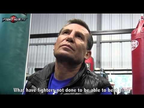 Julio Cesar Chavez Sr says he would've KO'ed Floyd Mayweather inside 12 ...