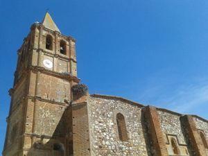 Iglesia de #Alange en #Badajoz. #Experiencias en #Extremadura www.vidasalvaje.net