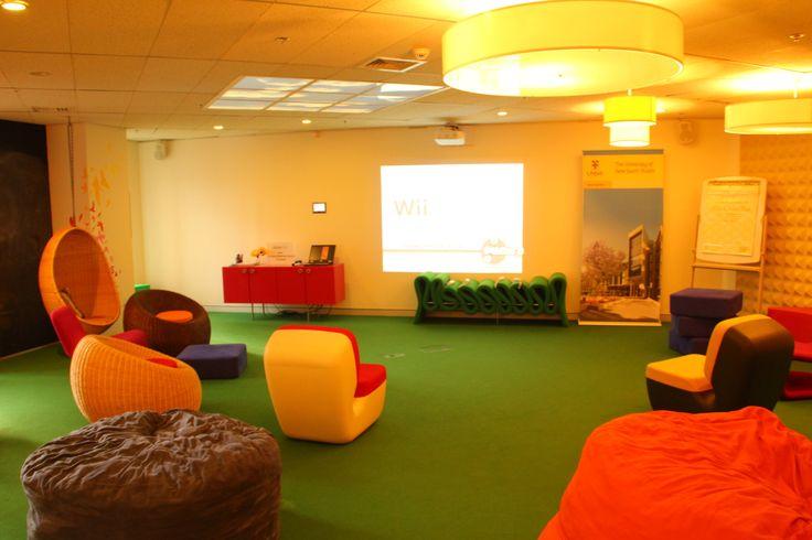 thinkPOD at UNSW CBD Campus