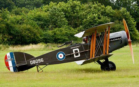 Bristol F.2B - Shuttleworth Collection