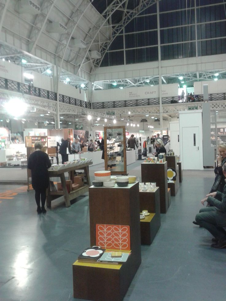 Checking out the Home London show at Kensington Olympia, January 2015