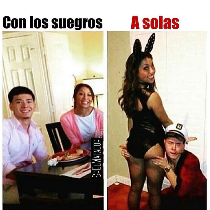 Es viernes de irse en pareja. #Viernes #Pareja #Novios #suegros #solos #sola #cosplay #SrElMatador #ElSalvador #SV #SrElMatador http://www.srelmatador.com #Foto