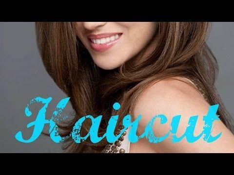 Как подстричь волосы САМОСТОЯТЕЛЬНО | И придать объем тонким русым волосам (как у меня) - YouTube