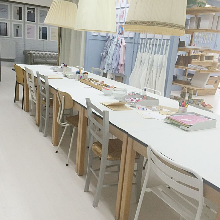 Ready for the Mothers day workshop! www.vanonzetafel.nl