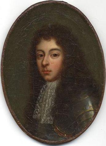 Henri Jules, Duke of Enghien by Jean Marie Ribou.after 1750. Дети:Бенедикта (1676-1753),с 1692 замужем за Луи-Огюстом де Бурбон,герц. Мэнским; Мария Анна (1678-1718), замужем за Луи Жозефом,герц. Вандомским;От Франсуазы Шарлотты де Монтале (1633-1718), графини де Маран,оставил внебрач. дочь:Жюли де Бурбон (1668-1710), м-зель де Шатобриан,офиц. узаконена в 1692;муж-Арман де Леспар (ум.1738),маркиз де Лассе.