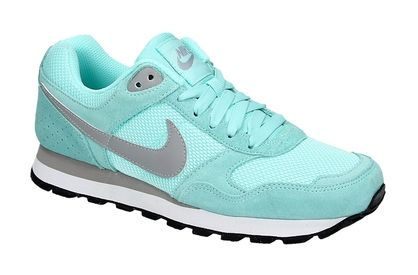 Nike MD RUNNER/ARTISAN blauwe lage sneakers