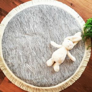Feathers Play Mat by Le Coco Archie