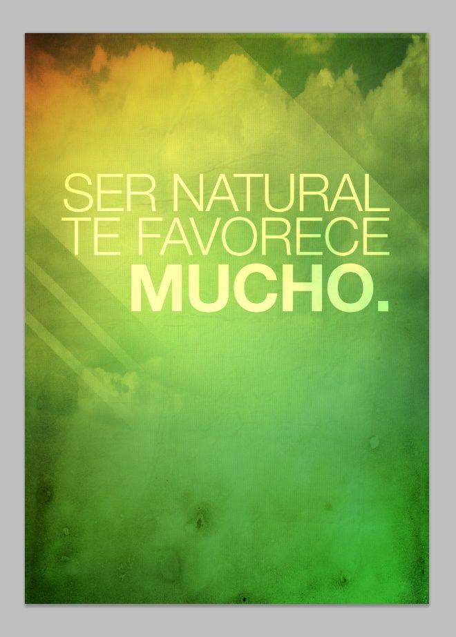 Ser natural