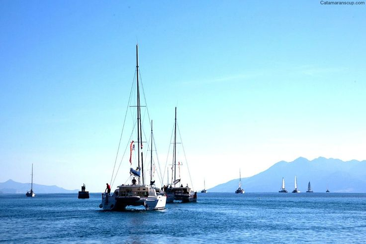 6th Catamarans Cup 2015. For more information, please click the link below: http://www.catamaranscup.com/en/