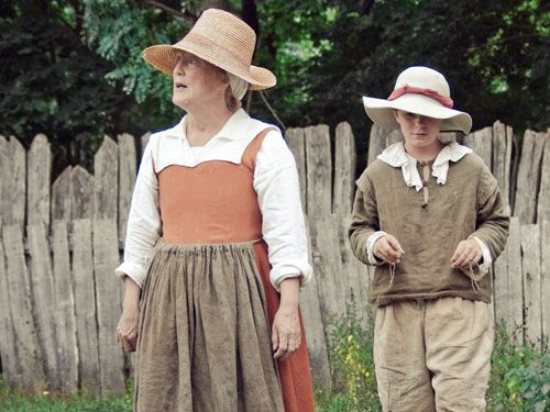 Scholastic Thanksgiving | 17th century clothing ...