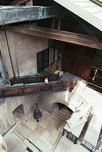 Musée de Castelvecchio de Vérone / Rénovation : 1959-1973 / Carlo Scarpa (Italie) / Vérone, Italie