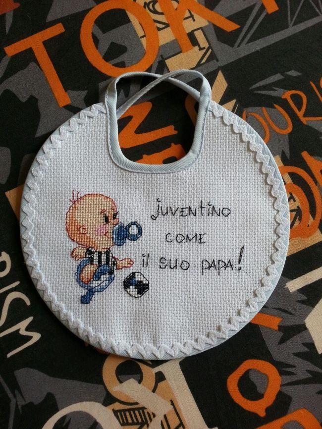 Juventino - della categoria Punto Croce dall'album di Bamby.