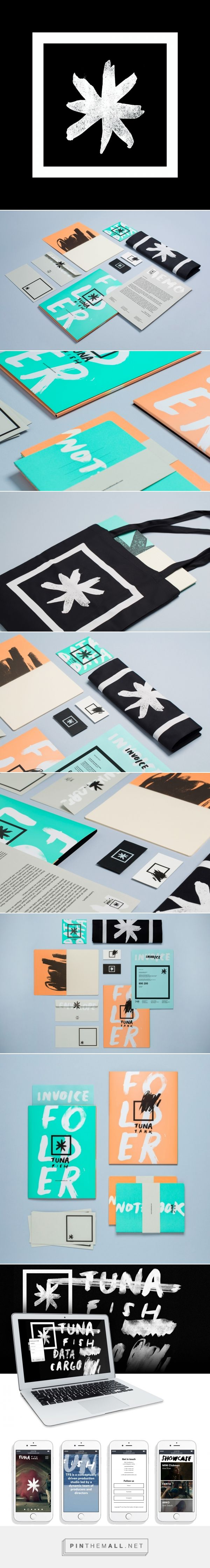 Tuna Fish Restaurant Branding by Metaklinika | Fivestar Branding – Design and…