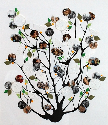 More ideas to help with my family tree project idea...