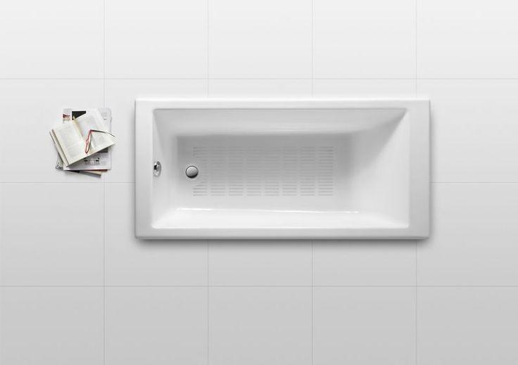 Jeden z najnowszych modeli wanien- TAMPA, żeliwna wanna prostokątna, nada każdej łazience zdecydowany, elegancki charakter. Produkt może być aranżowany z obudową stalową, ale doskonale będzie się także prezentować obudowana kafelkami czy mozaiką.