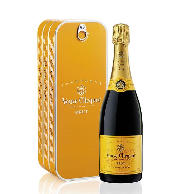 Veuve Clicquot Brut Ponsardine 12% 0,75L
