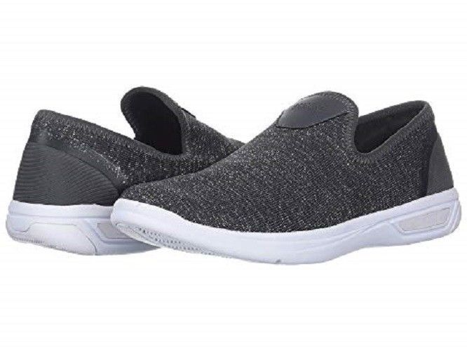 a95eed5753ea7 The Ready Knit Slip On Jogger Sneaker Reaction Kenneth Cole Black ...