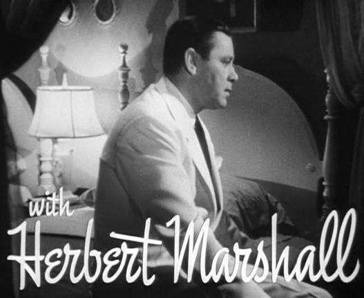 Best Herbert Marshall Movies