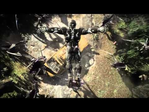 TRAILER CRYSIS 3 - SUIT UP - YouTube