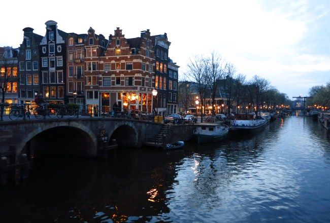 Amsterdam - Bars