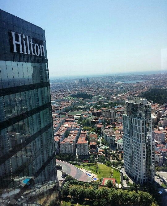 Hilton Istanbul Bomonti Hotel & Conference Center in İstanbul, İstanbul