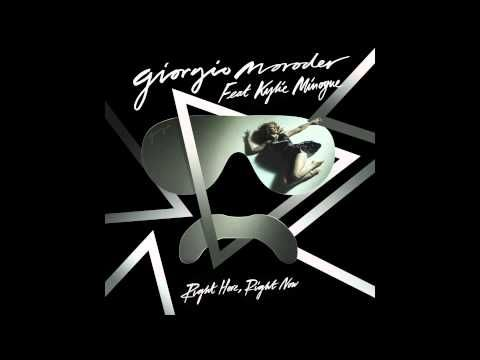 "Giorgio Moroder - ""Right Here, Right Now"" feat. Kylie Minogue (Official ..."