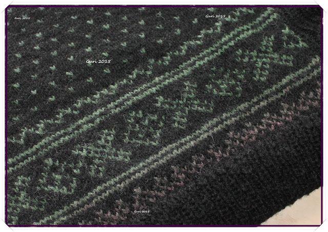 Hjerte GO`H Design: Setesdals-mønster