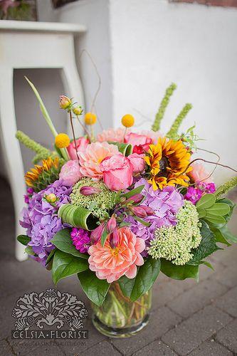 Best summer flowers images on pinterest art