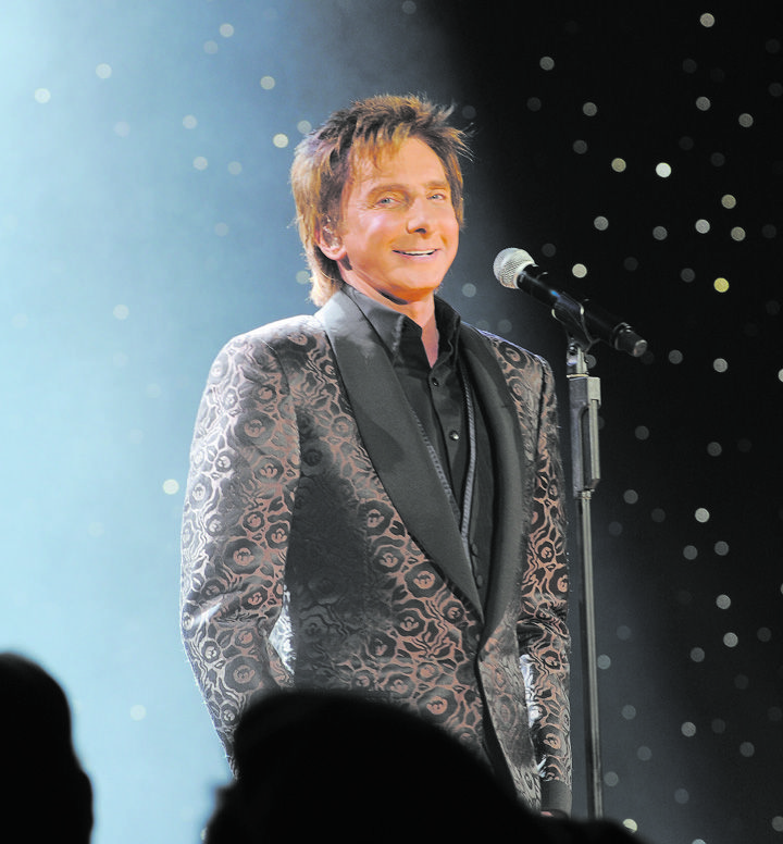 barry manilow photos current | Barry Manilow live Las Vegas Nevada USA March 6 2010 Photos By Denise ...