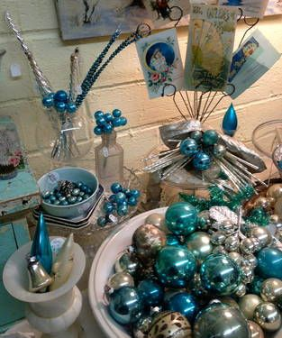 1000 Images About Vintage Christmas Decor On Pinterest