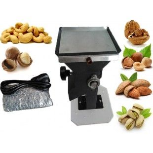 Pecan cracking machine http://www.turcobazaar.com/