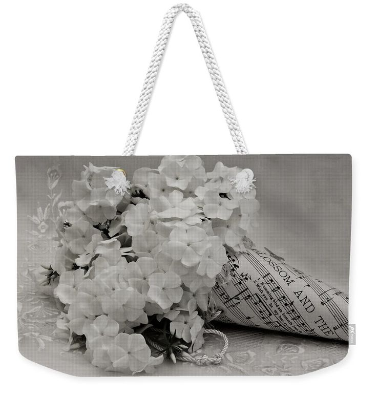 Cornucopia Art Weekender Tote Bag featuring the photograph Blossom And The Bee Cornucopia by Sandra Foster