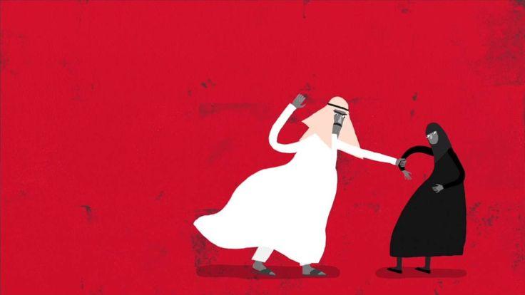 @hrw En Arabie saoudite, les femmes sont soumises à un système opprimant de tutelle masculine, comme l'illustre ce clip concernant le risque accru de violences conjugales.