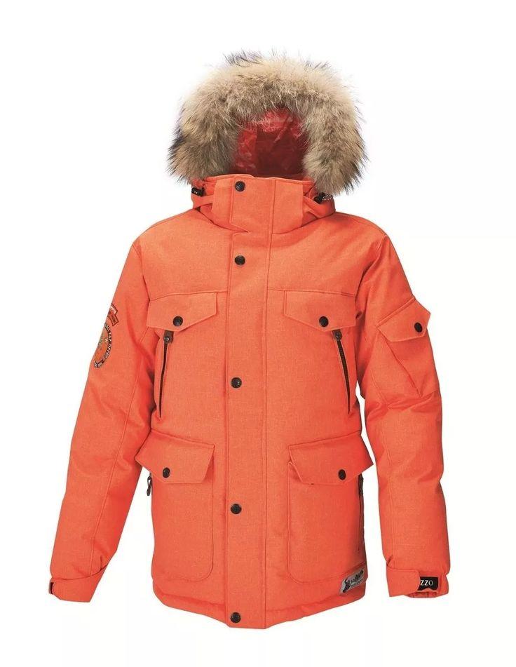 #chamarra parka #polar #termica ski alpina clima extremo #nieve #mercadolibre #sporty