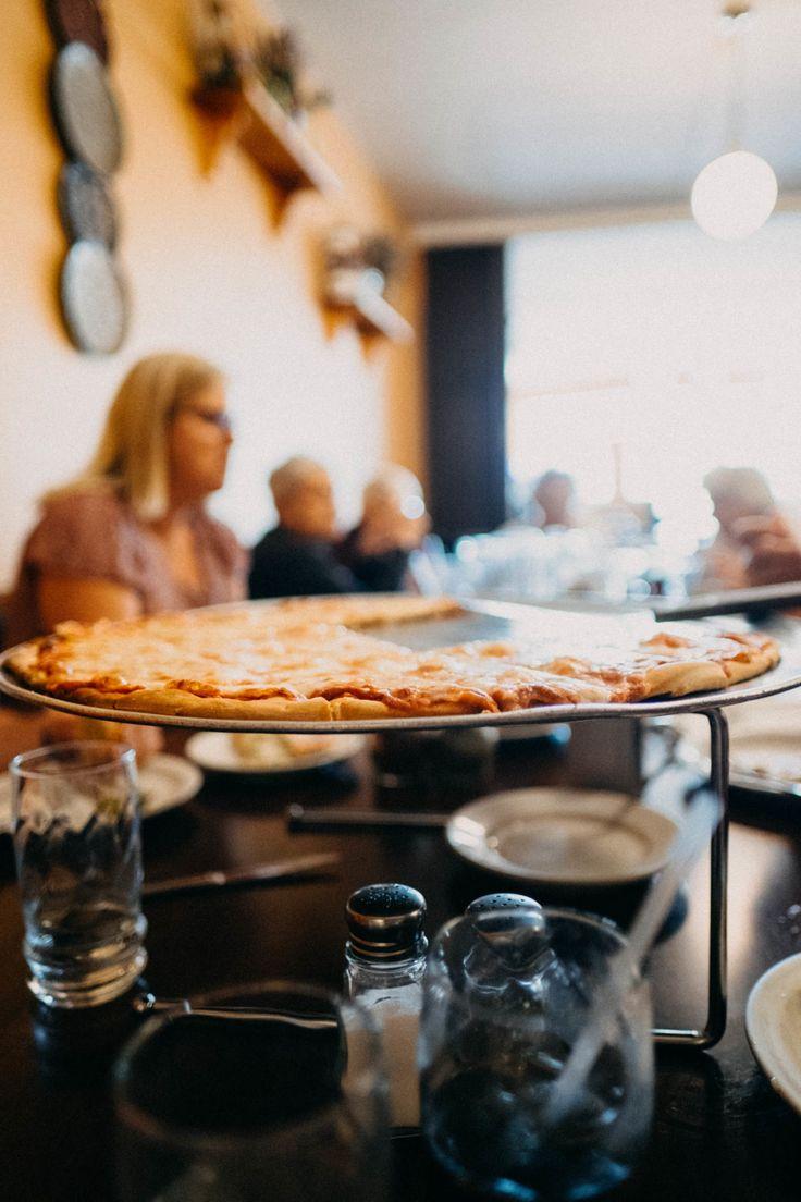 Dino's Pizza & Italian Restaurant: 7004 W Higgins Ave, Chicago, IL 60656