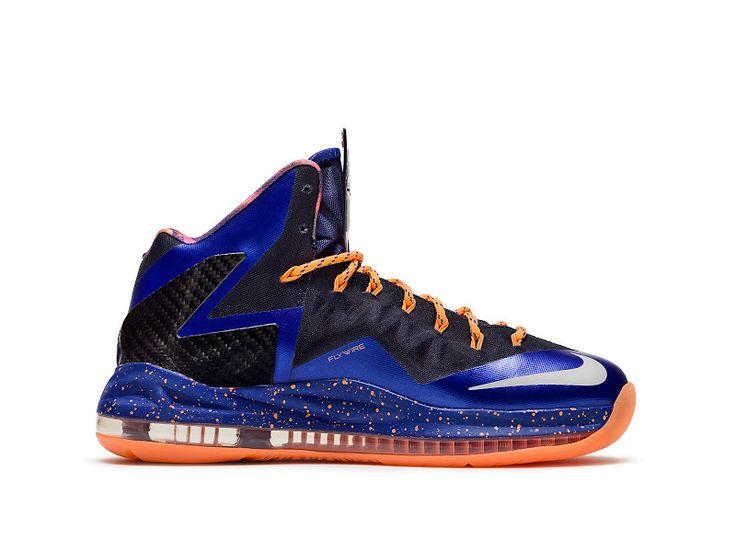 Nike LeBron 10 P.S Elite Superhero Shoes New Arrival Sale Online. The Most  Popular Lebron 10 PS Elite Superhero Comes in Hyper Blue Pure  Platinum-Blackened ...