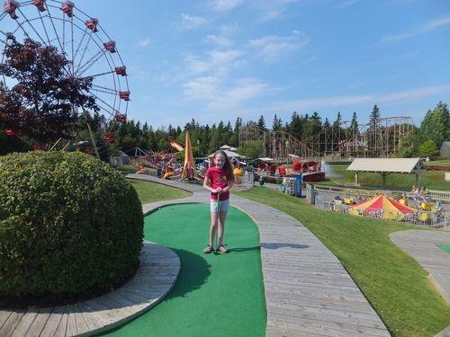 Sandspit Amusement Park, Cavendish, PEI