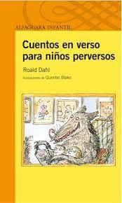 Caperucita Roja y el lobo, Roald Dahl, en Cuentos en verso para niños perversos