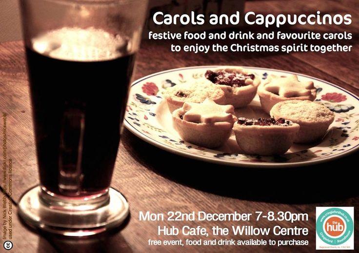 Carols and Capuccinos Dec 14
