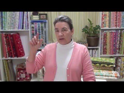 Tia Lili Patchwork: como fazer e costurar cortinas - YouTube