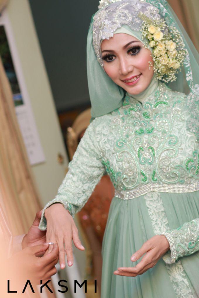 HIJAB WEDDING by LAKSMI - Kebaya Muslimah & Islamic Wedding Service - 009