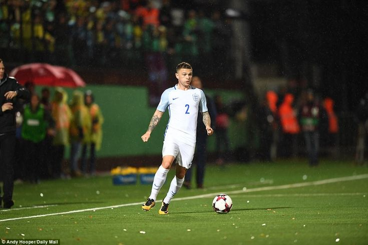 The game was used as a chance for fringe players such as Kieran Trippier to impress, with England having qualified already