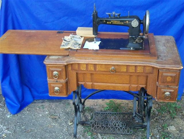 42 Best Goodrich Sewing Machine Co Images On Pinterest
