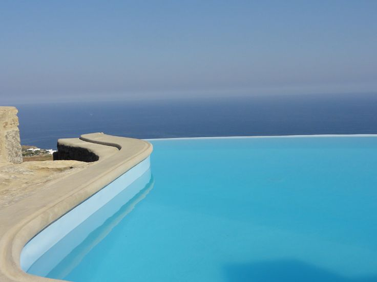 Lilium Villa pool