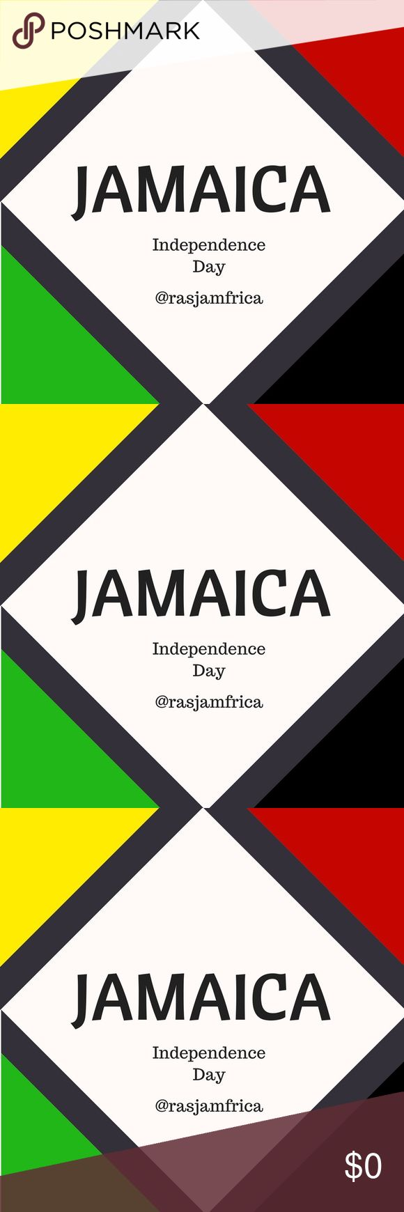 JAMAICA 🇯🇲 Independence Day 🇯🇲 JAMAICA 🇯🇲 Independence Day!  Wear yuh colors on August 6th!! Show your support on Independence Day! Wear clothing of Jamaican flag 🇯🇲 Dresses...T-Shirts...Hats...Bracelet... Earrings...Bags...Accessories!! Share the LOVE!!💚❤️💛🖤 Jamaica Independence Day Accessories