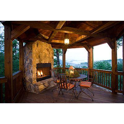 Moosehead Lodge in blue ridge, ga  http://www.escapetoblueridge.com/cabins/cabin.php?cabinid=35