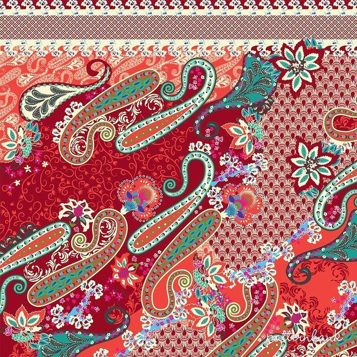 My pattern available on @patternbank #patterns #patternbank #dress